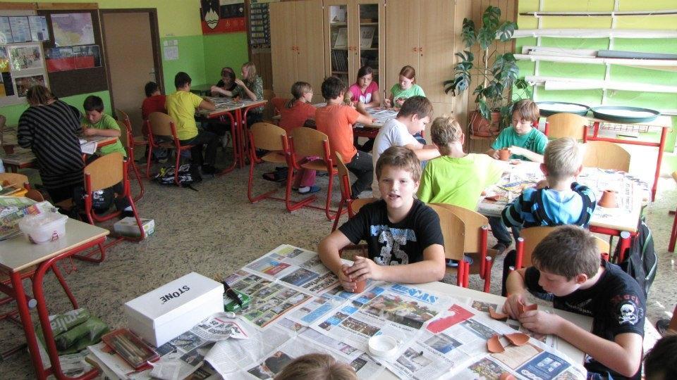 Arheološke izkustvene delavnice za otroke gallery photo no.1