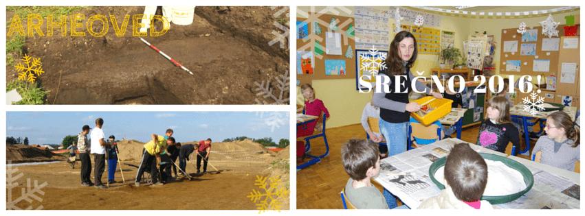 Arheološke izkustvene delavnice za otroke gallery photo no.5