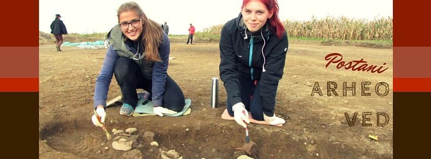 Arheološke izkustvene delavnice za otroke gallery photo no.10