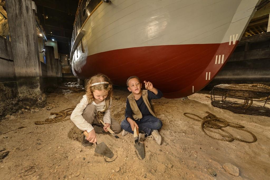 Arheološke izkustvene delavnice za otroke gallery photo no.12