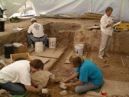 Arheološke izkustvene delavnice za otroke gallery photo no.13