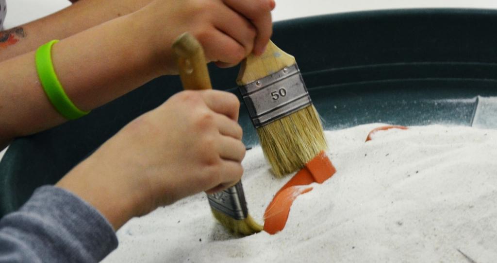 Arheološke izkustvene delavnice za otroke gallery photo no.19