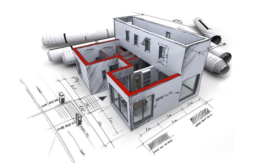 Arhitekturno projektiranje, gradbeno dovoljenje za stanovanjske hiše - Biro Opravš gallery photo no.2