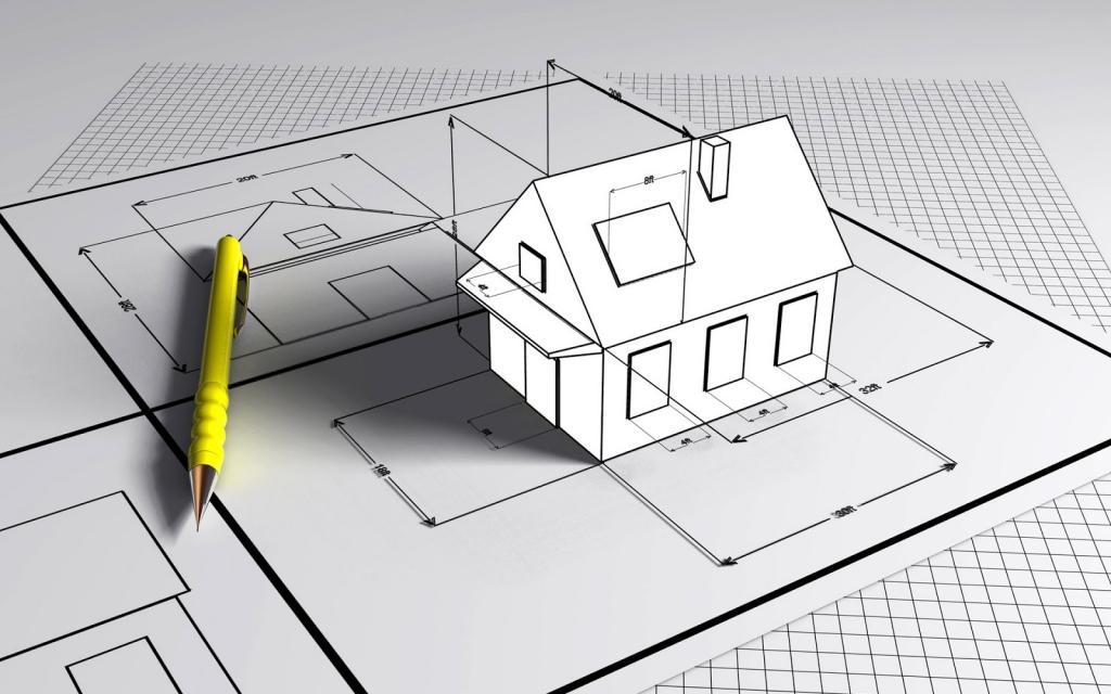 Arhitekturno projektiranje, gradbeno dovoljenje za stanovanjske hiše - Biro Opravš gallery photo no.3
