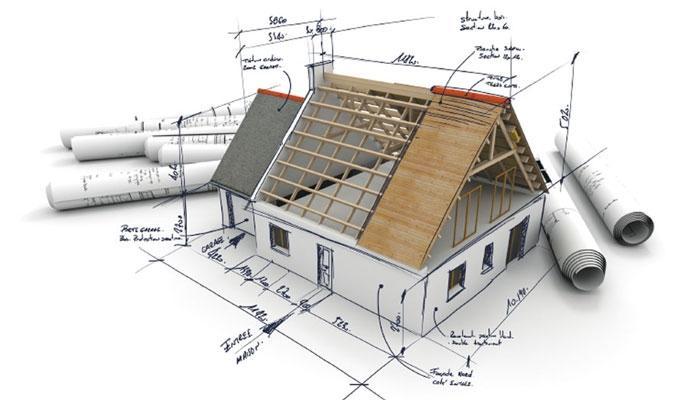 Arhitekturno projektiranje, gradbeno dovoljenje za stanovanjske hiše - Biro Opravš gallery photo no.6