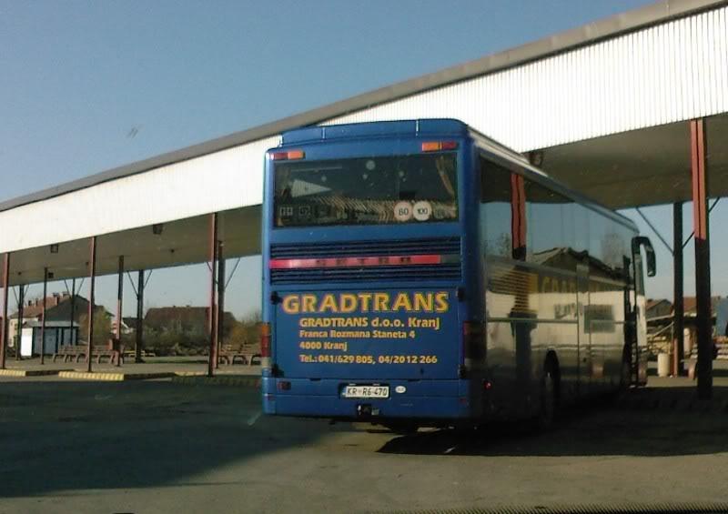 Avtobusni prevozi GRADTRANS, Kranj gallery photo no.0