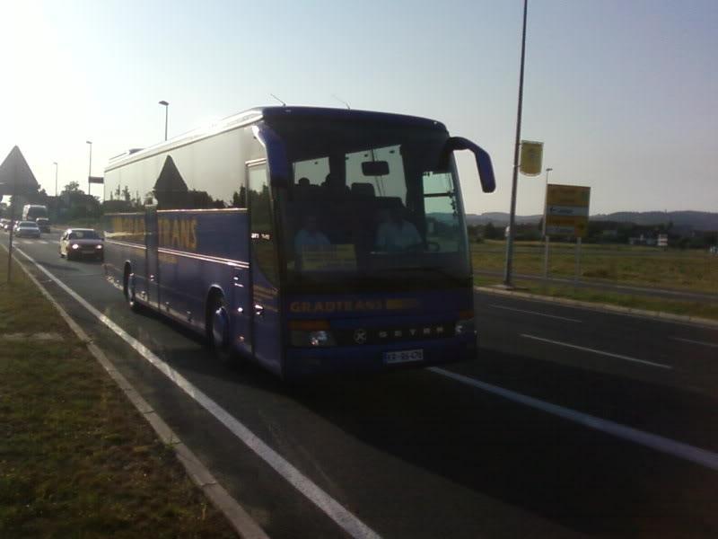Avtobusni prevozi GRADTRANS, Kranj gallery photo no.1