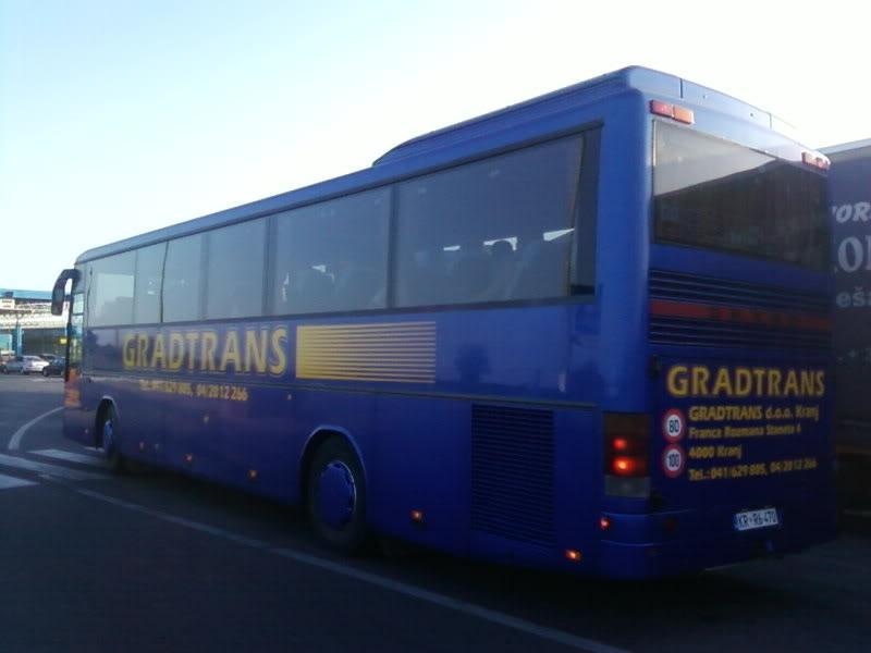 Avtobusni prevozi GRADTRANS, Kranj gallery photo no.2
