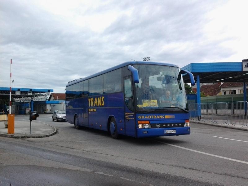 Avtobusni prevozi GRADTRANS, Kranj gallery photo no.5