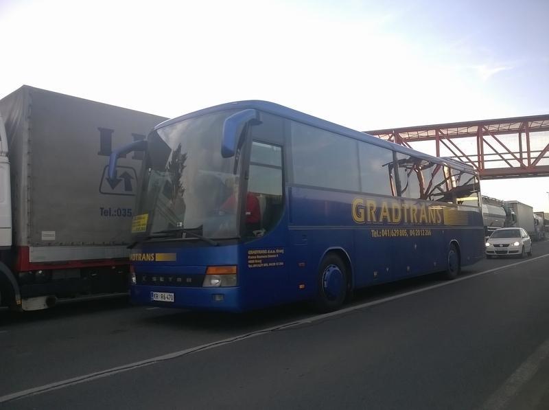 Avtobusni prevozi GRADTRANS, Kranj gallery photo no.8