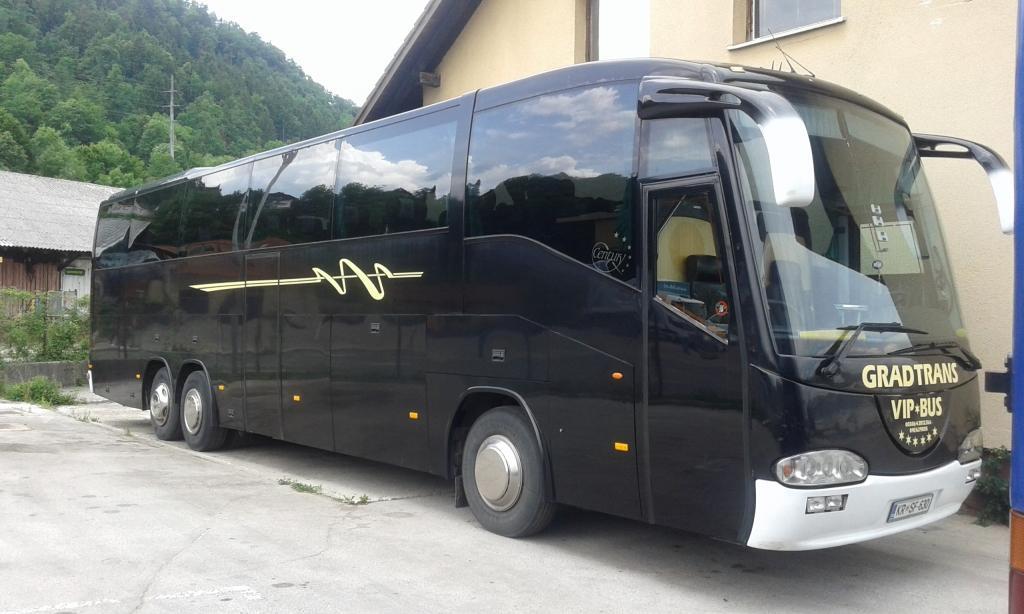 Avtobusni prevozi GRADTRANS, Kranj gallery photo no.11