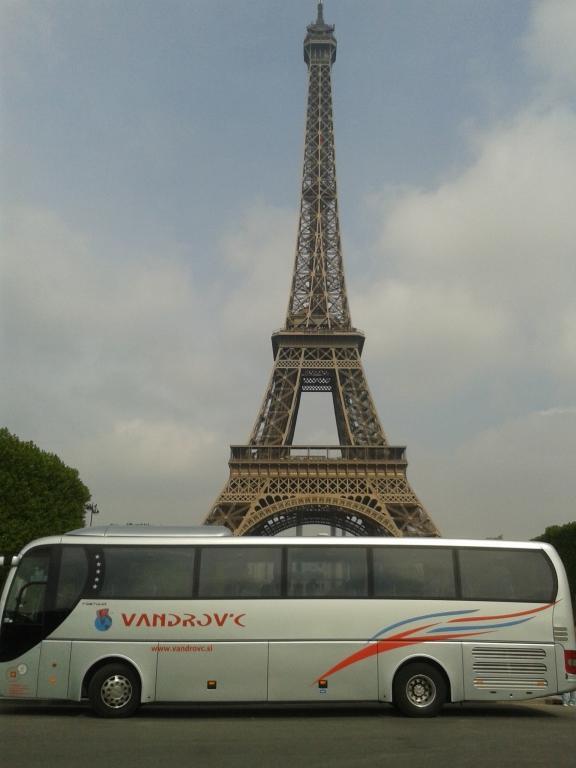 Avtobusni prevozi Vandrov´c gallery photo no.2