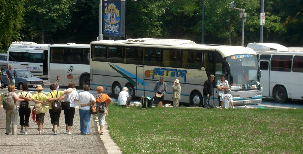 Avtobusni prevozi in potovanja METEOR CERKLJE gallery photo no.2