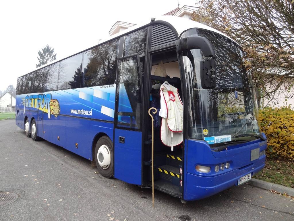 Avtobusni prevozi in potovanja METEOR CERKLJE gallery photo no.3