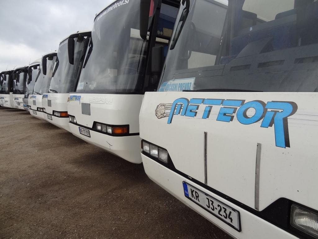 Avtobusni prevozi in potovanja METEOR CERKLJE gallery photo no.9