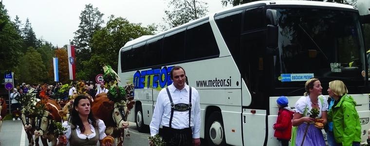 Avtobusni prevozi in potovanja METEOR CERKLJE gallery photo no.11