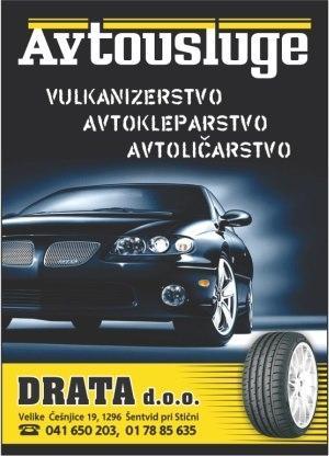 Avtoličarstvo, avtokleparstvo Drata d.o.o., Šentvid pri Stični gallery photo no.0