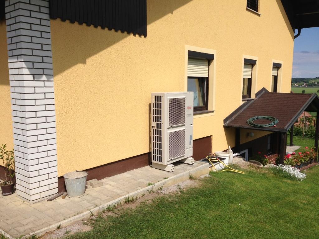 Delovanje, montaža toplotne črpalke, prezračevanje z rekuperacijo, pametne inštalacije gallery photo no.0