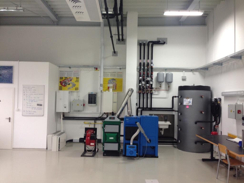 Delovanje, montaža toplotne črpalke, prezračevanje z rekuperacijo, pametne inštalacije gallery photo no.3
