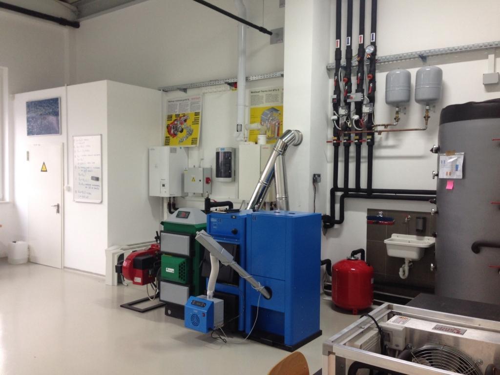 Delovanje, montaža toplotne črpalke, prezračevanje z rekuperacijo, pametne inštalacije gallery photo no.4