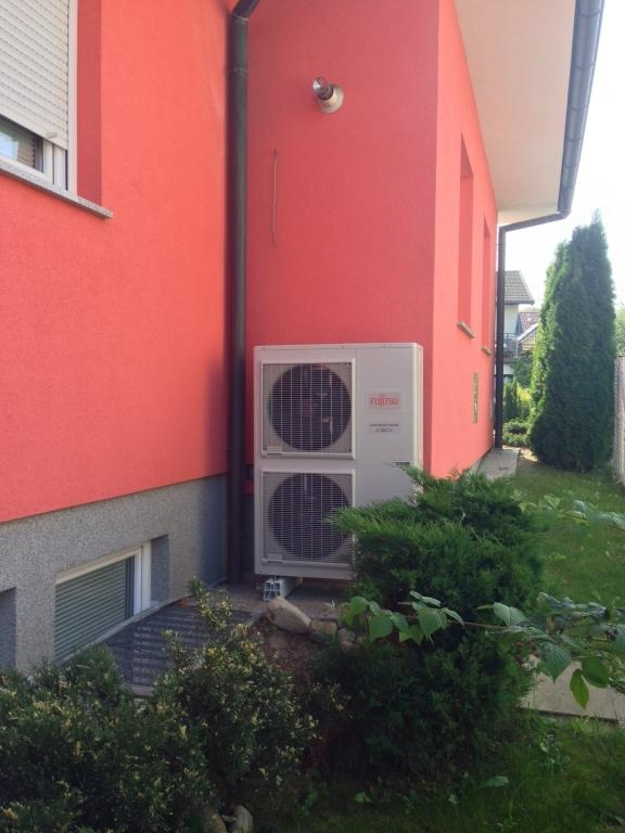 Delovanje, montaža toplotne črpalke, prezračevanje z rekuperacijo, pametne inštalacije gallery photo no.10