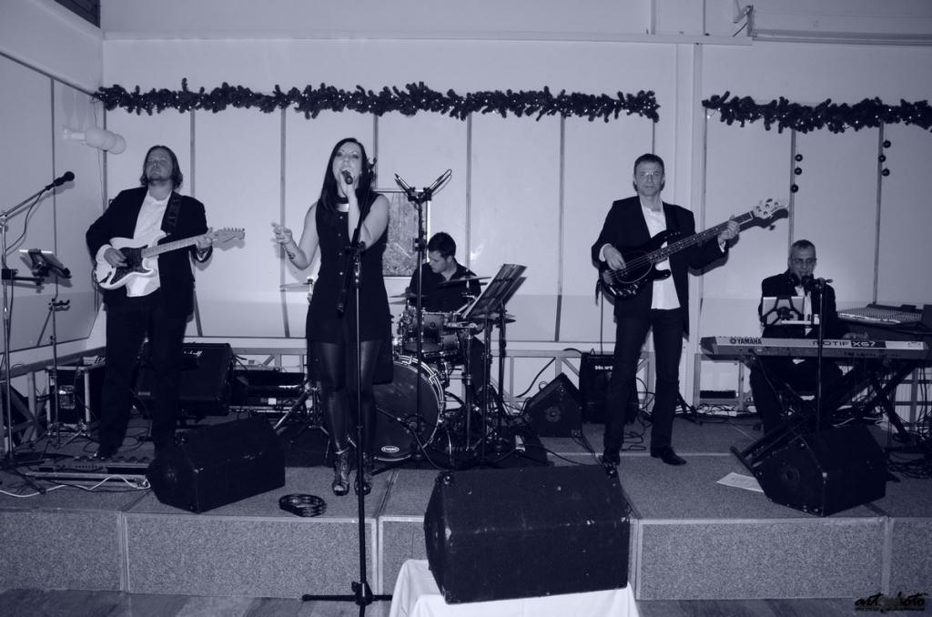 Band za poročna slavja DEJA VU BAND gallery photo no.12