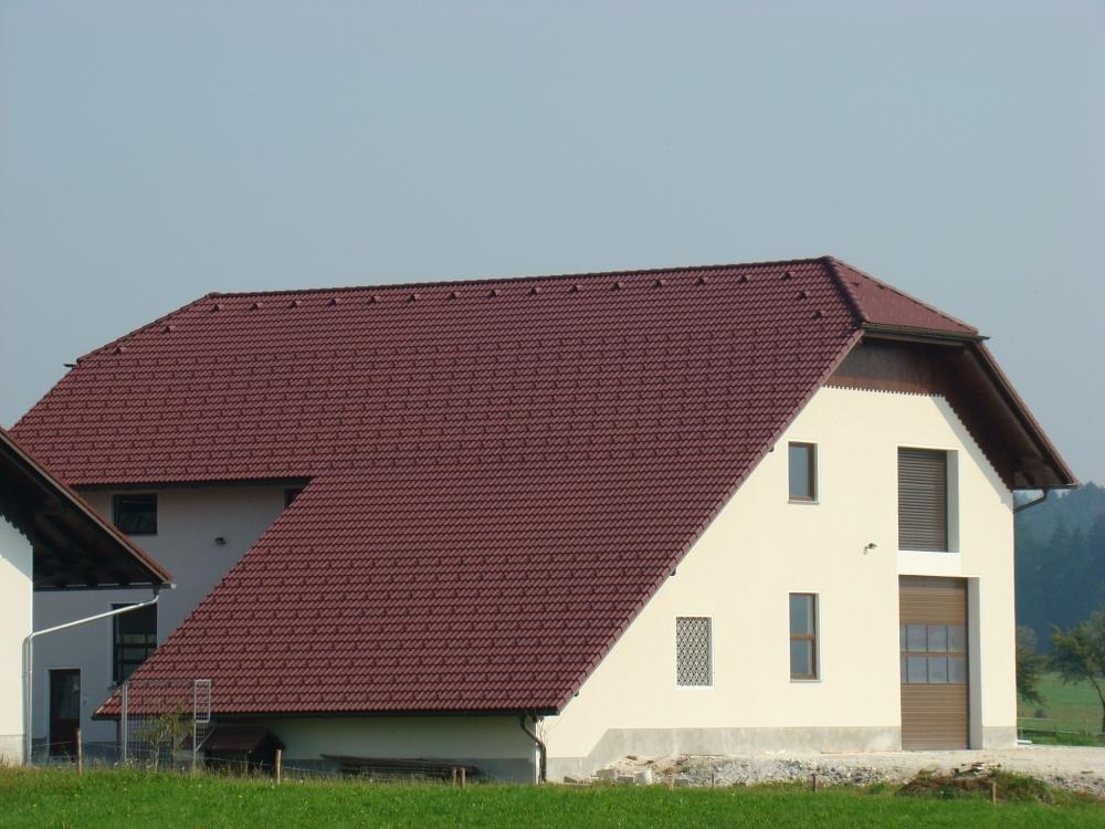 Betonski izdelki, strešniki Polak gallery photo no.9