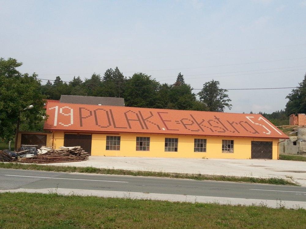 Betonski izdelki, strešniki Polak gallery photo no.16
