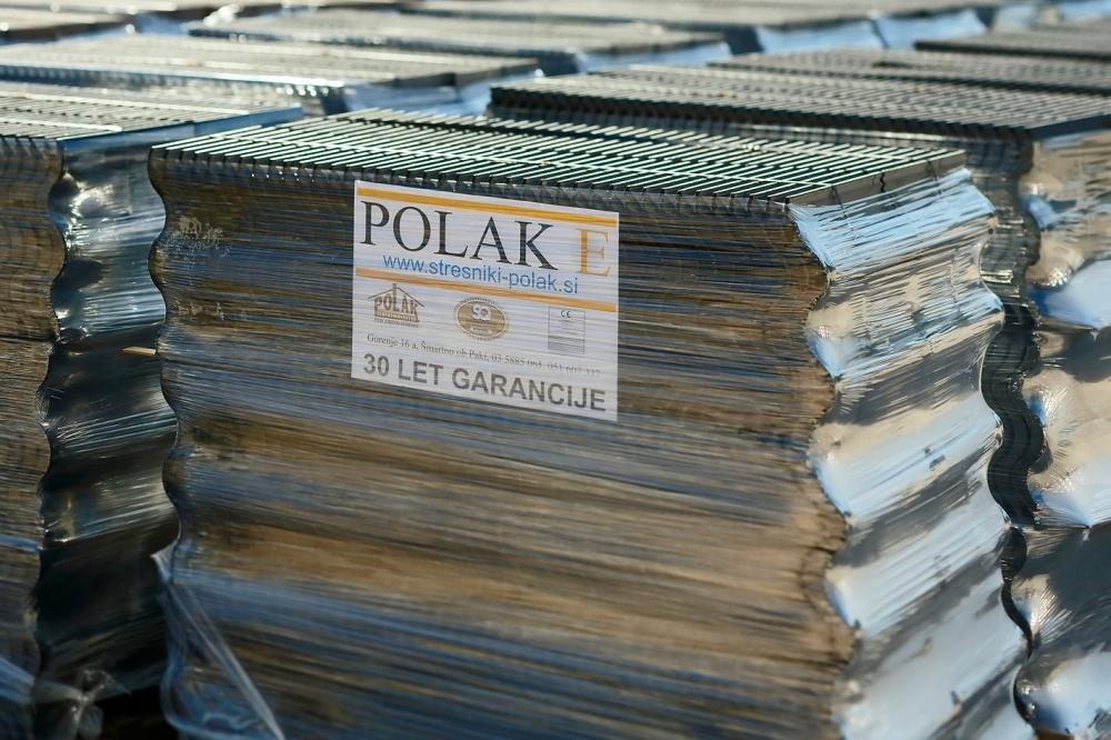 Betonski izdelki, strešniki Polak gallery photo no.22