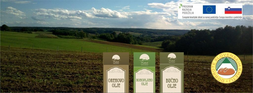 Bučno olje, konopljino olje, orehovo olje Prekmurje gallery photo no.30