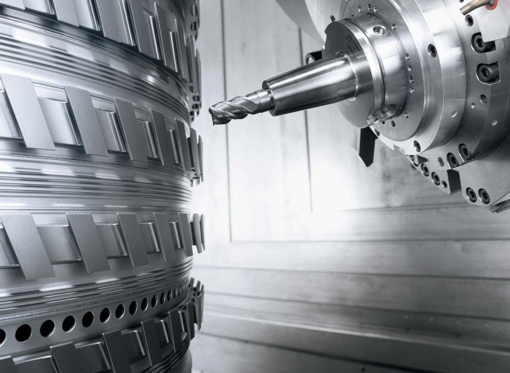 CNC - rezkanje kovin, struženje kovin, obdelava kovin Drago Tomaš s.p., Obala gallery photo no.4