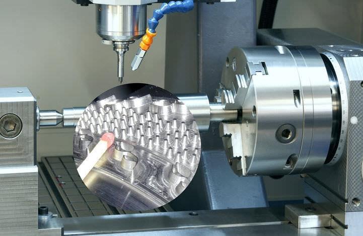 CNC - rezkanje kovin, struženje kovin, obdelava kovin Drago Tomaš s.p., Obala gallery photo no.5