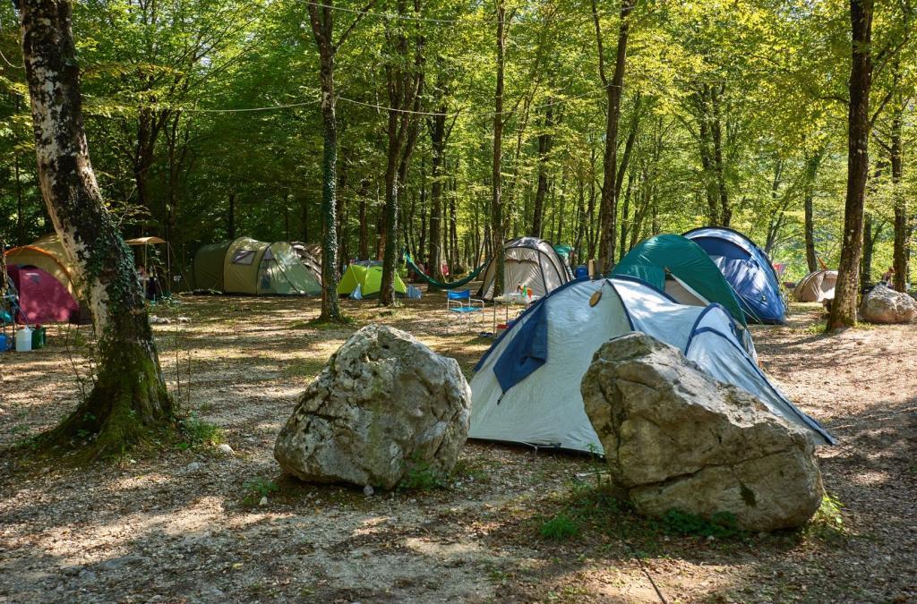 Camp Koren, Soča Slovenia gallery photo no.34