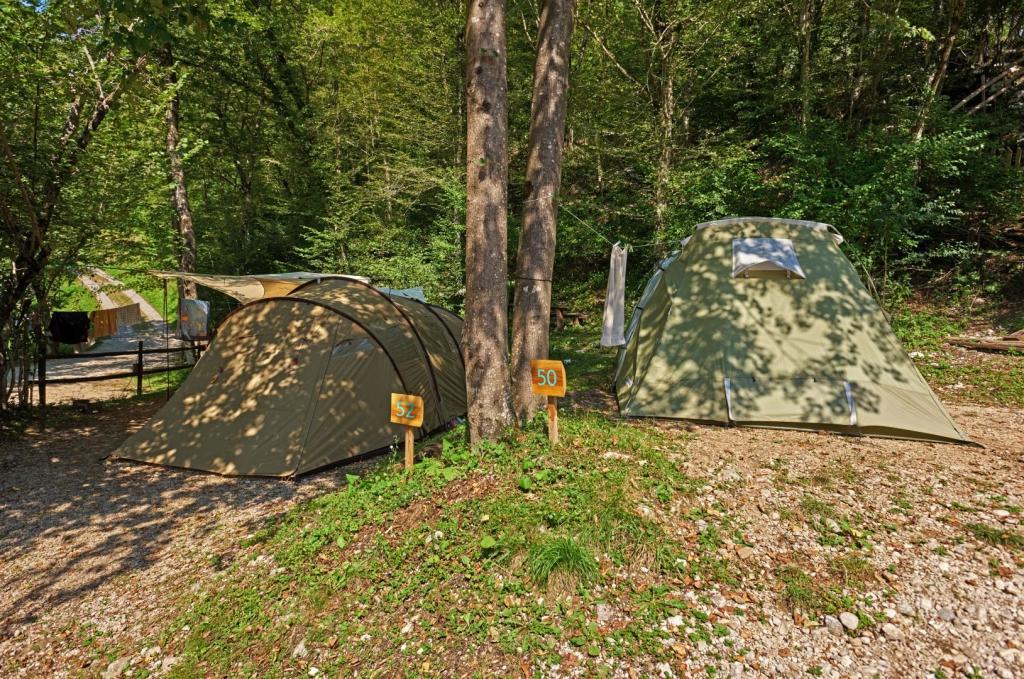 Camp Koren, Soča Slovenia gallery photo no.35