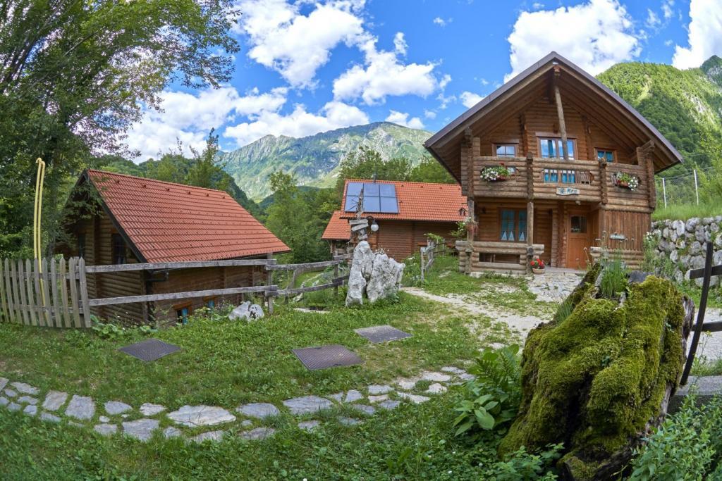 Camp Koren, Soča Slovenia gallery photo no.38