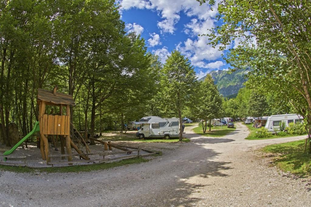 Camp Koren, Soča Slovenia gallery photo no.39