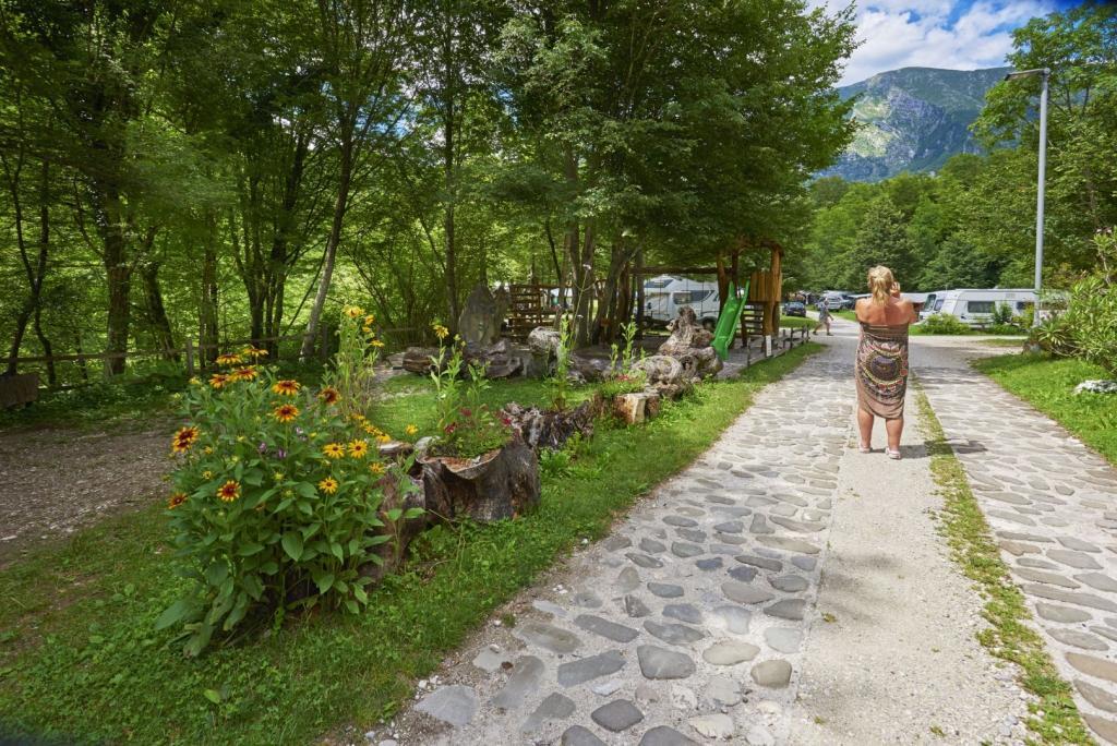 Camp Koren, Soča Slovenia gallery photo no.41