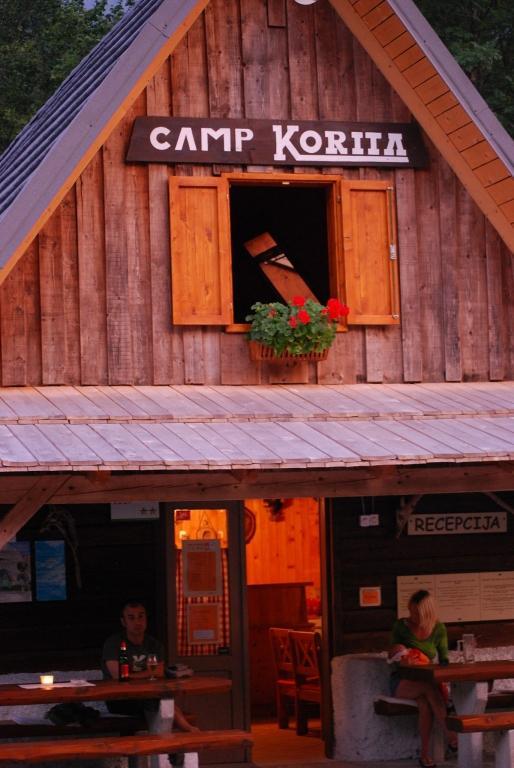 Camp Korita Soča Slovenia - glamping Soča, glamping Bovec, glamping Slovenija, camping Bovec gallery photo no.3