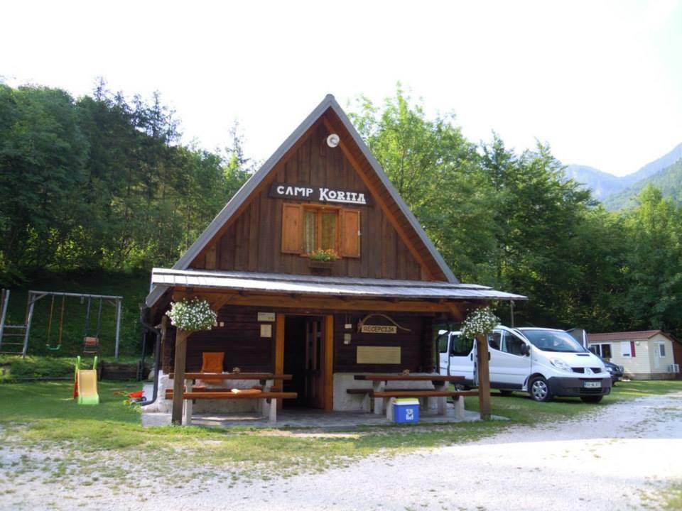Camp Korita Soča Slovenia - glamping Soča, glamping Bovec, glamping Slovenija, camping Bovec gallery photo no.6
