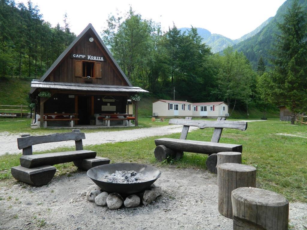 Camp Korita Soča Slovenia - glamping Soča, glamping Bovec, glamping Slovenija, camping Bovec gallery photo no.12
