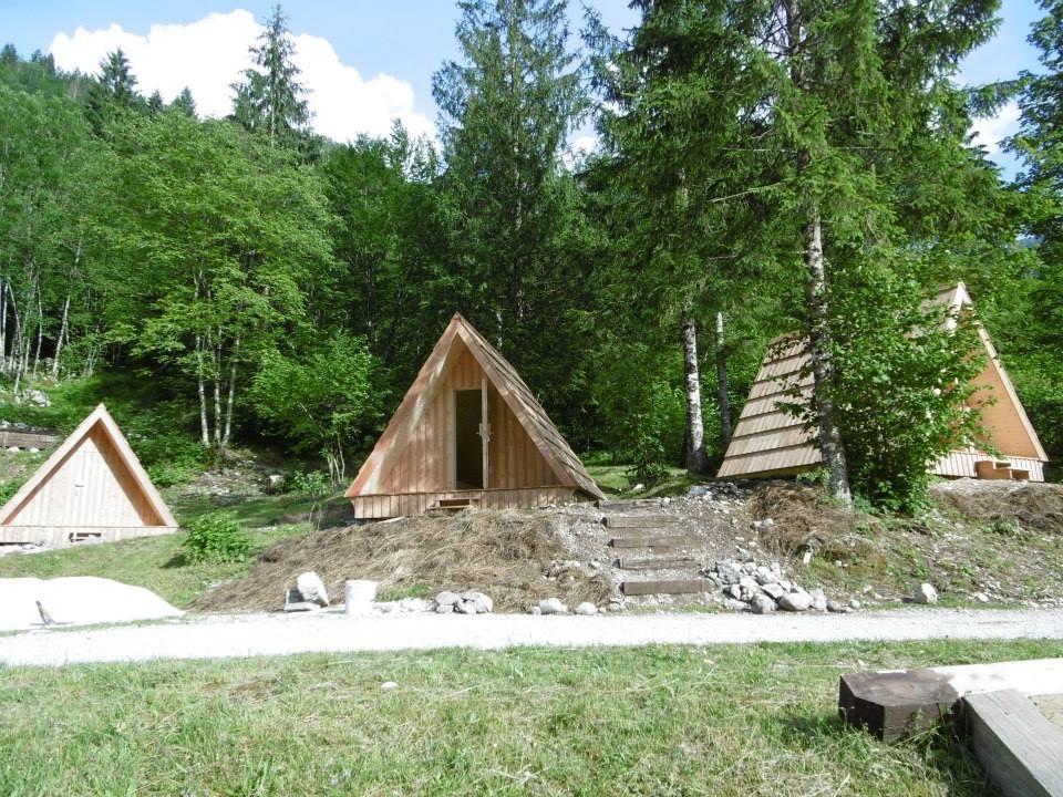 Camp Korita Soča Slovenia - glamping Soča, glamping Bovec, glamping Slovenija, camping Bovec gallery photo no.20