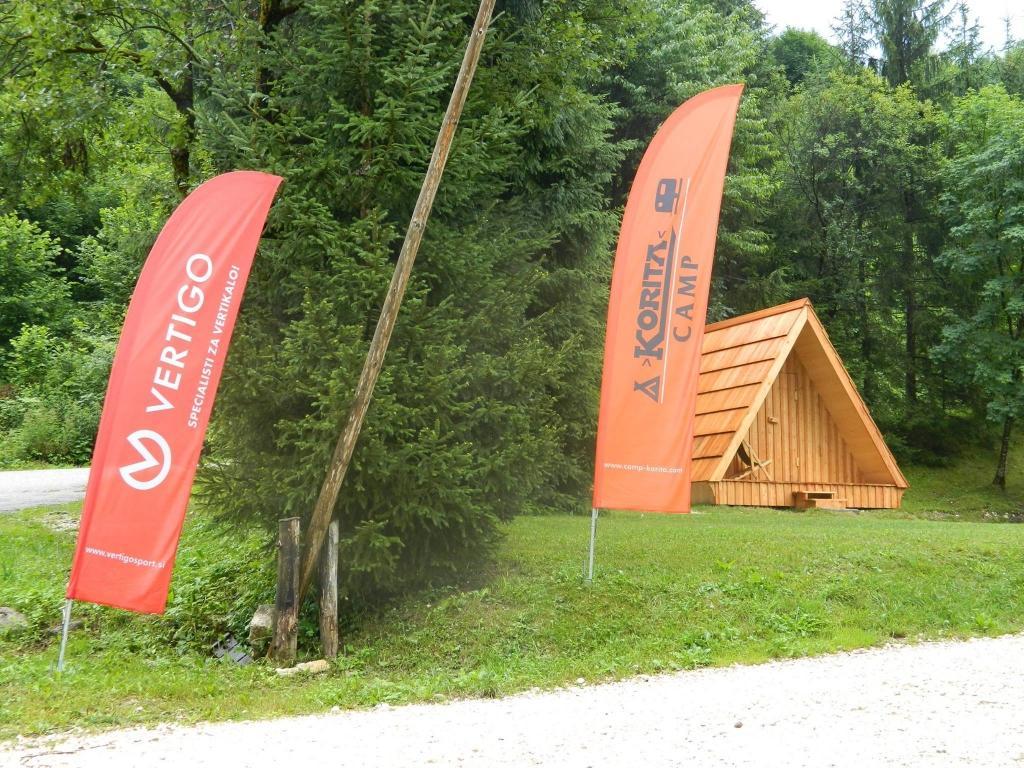Camp Korita Soča Slovenia - glamping Soča, glamping Bovec, glamping Slovenija, camping Bovec gallery photo no.21