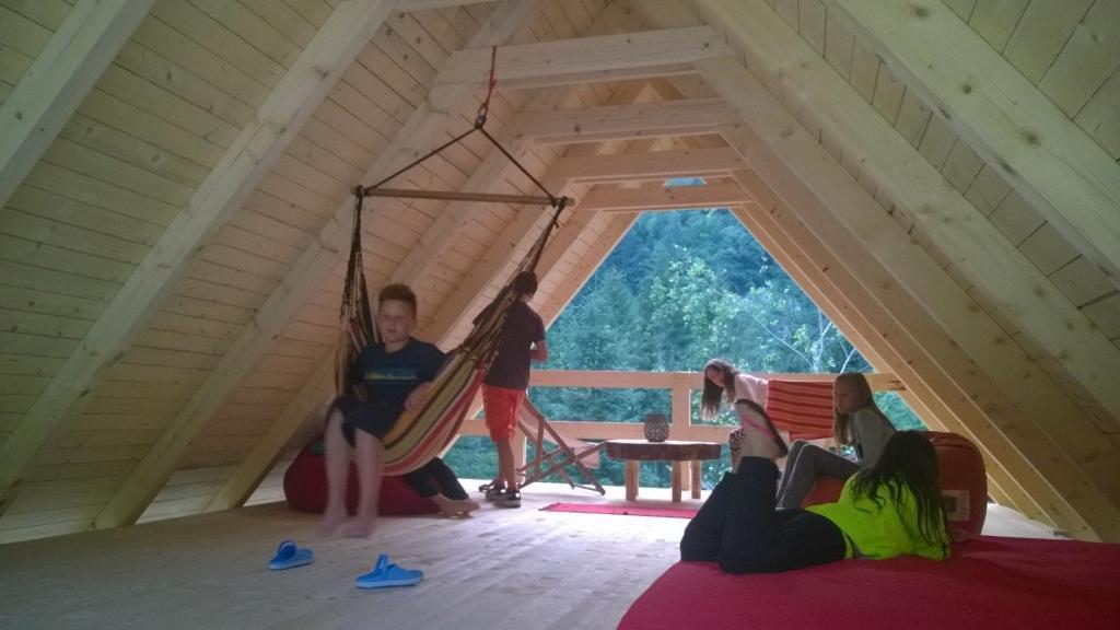 Camp Korita Soča Slovenia - glamping Soča, glamping Bovec, glamping Slovenija, camping Bovec gallery photo no.29