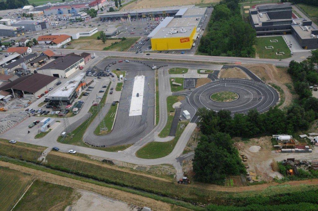 Center varne vožnje Murska Sobota, varna vožnja, zmanjševanje kazenskih točk gallery photo no.4