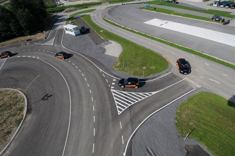 Center varne vožnje Murska Sobota, varna vožnja, zmanjševanje kazenskih točk gallery photo no.9