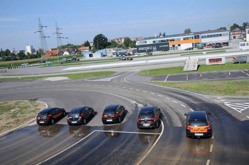 Center varne vožnje Murska Sobota, varna vožnja, zmanjševanje kazenskih točk gallery photo no.14