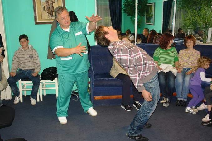 Zdravljenje epilepsije, Zdravljenje multipleskleroze, Zdravljenje avtizma gallery photo no.4