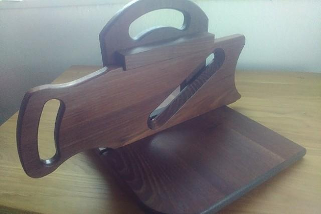 Cnc obdelava materialov, lesena salamoreznica, Sitar gallery photo no.6
