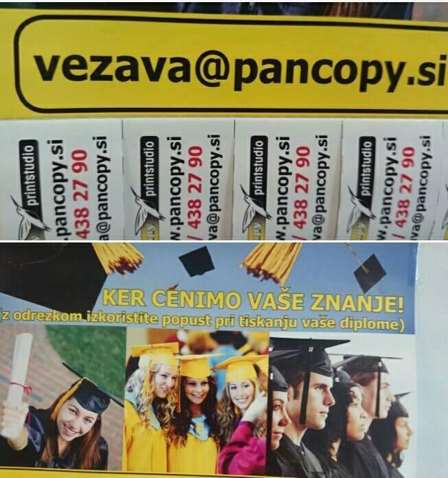 Digitalni tisk malega, velikega formata Ljubljana, izdelava roll up stojala gallery photo no.2