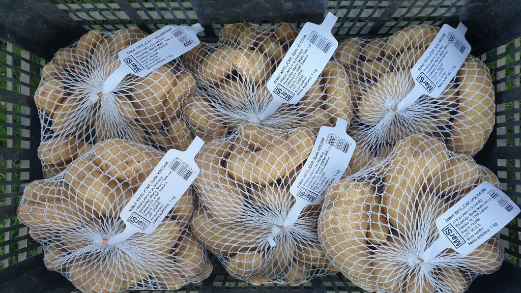 Dobava, dostava, predelava krompirja gallery photo no.8